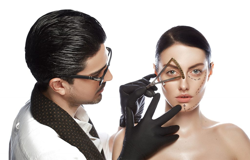 Контур на лице - Bellissimo Clinic