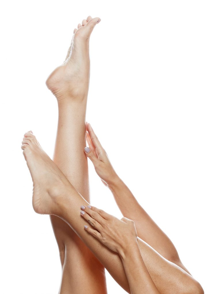 Increase in the lower legs